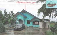 บ้านเดี่ยวหลุดจำนอง ธ.ธนาคารกรุงไทย ตำบลทับช้าง อำเภอสอยดาว จันทบุรี