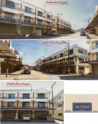 ตึกแถวหลุดจำนอง ธ.ธนาคารกรุงไทย ตำบลวัดใหม่ อำเภอเมืองจันทบุรี จันทบุรี