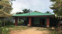 บ้านเดี่ยวหลุดจำนอง ธ.ธนาคารอาคารสงเคราะห์ เทพนิมิต โป่งน้ำร้อน จันทบุรี